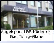 Angelsport L&B Köder GbR Bad Iburg-Glane
